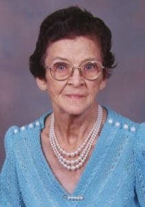 Photo of Edna Carr
