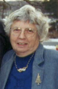 Photo of Winifred Latosky