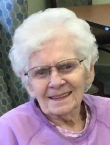Photo of Betty Hugg