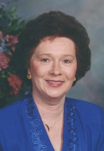 Photo of Marcia A. Holden