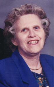Photo of JoAnne Cartwright