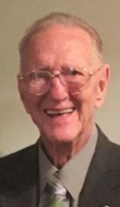 """Photo of John E. """"Jack"""" Burns, Sr."""